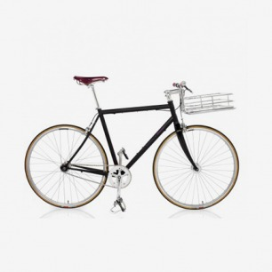 Paul Smith And Condor Cycles Collaboration | Black and Purple Condor Tempo Bicycle