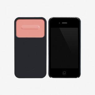 摄像头滑盖保护iphone4/4S手机壳