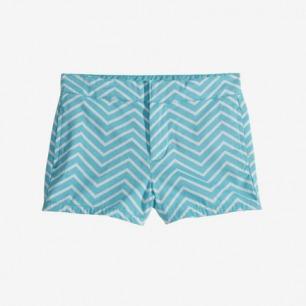 baby Gap波浪几何纹休闲短裤