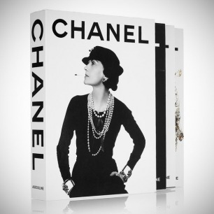 Chanel Three Book Set by Assouline
