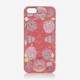 Swash|Let Them Eat Jelly printed iPhone 5 case|NET-A-PORTER.COM