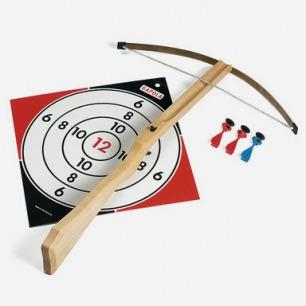 Manufactum木制射箭玩具
