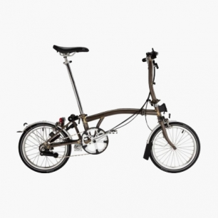 Brompton自行车