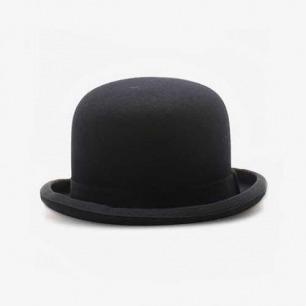 老式硬礼帽bowler