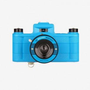 et Blue 120全景火箭胶卷相机