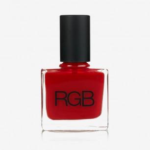 RGB 红色指甲油