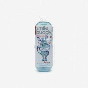 me4kidz Smile Buddy 口腔护理牙刷牙膏旅行套装