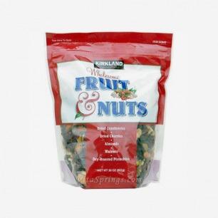 Kirkland Signature Wholesome Fruit & Nuts