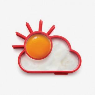 太阳白云煎蛋模具