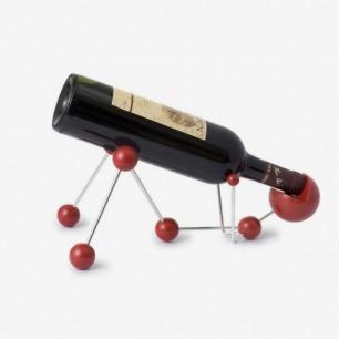 丹麦PO:红点分子酒架