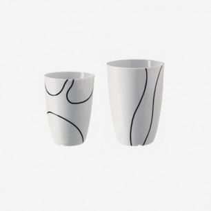 丹麦MENU 柔和陶瓷 单人马克杯