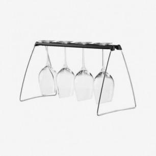 丹麦Eva Solo EvaTrio玻璃酒杯沥干架
