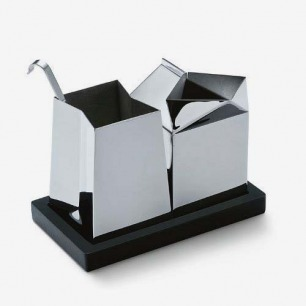 德国Philippi斐利比 不锈钢糖奶罐