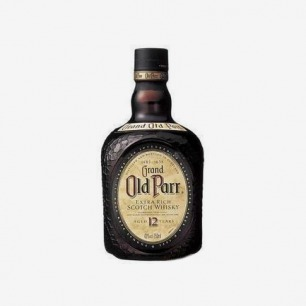 老伯威12年调配苏格兰威士忌