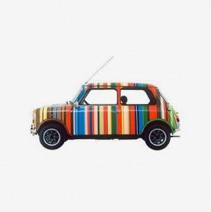 Paul Smith Mini Cooper 车模
