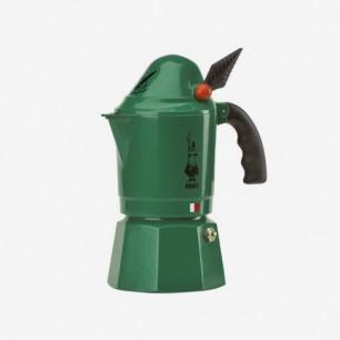 Bialetti限量版罗宾汉3杯装摩卡壶