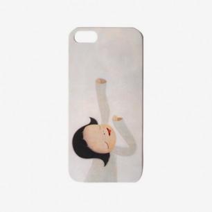 奈良美智限量版Iphone5手机壳