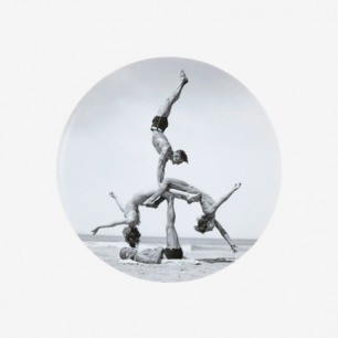 Jeff Koons Plate 盘子