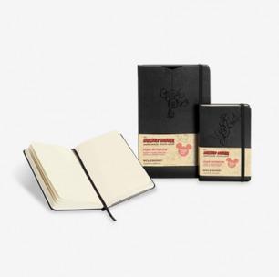 Moleskine米老鼠限量版笔记本