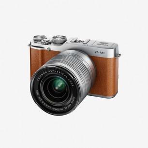 Fujifilm 富士X-M1微单相机