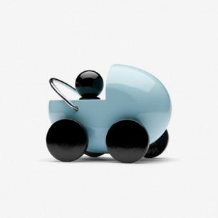 Playsam Childhood Baby Stroller-Blue 儿童推车