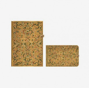 Paperblanks Gold Inlay 金嵌体系列笔记本