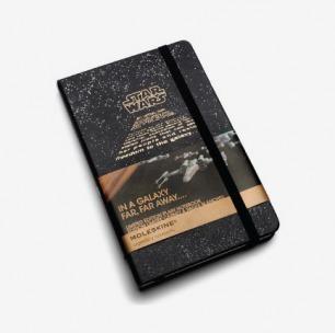 MOLESKINE STAR WARS「星球大战」特别版纯白笔记本