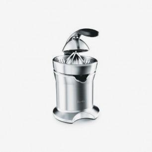 Breville Stainless-Steel Press不锈钢电动柑橘榨汁机