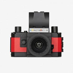 DIY组装胶卷单反Lomo相机