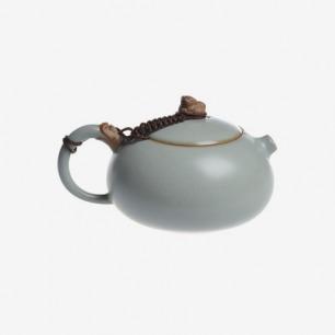 东道汝窑茶具