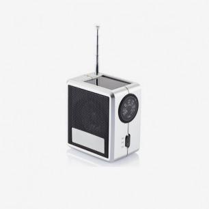 xd design/modo创意新奇太阳能收音机