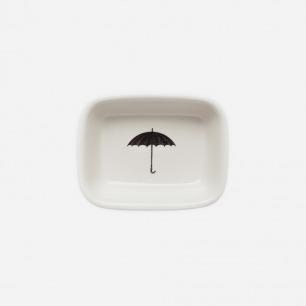 简洁图案肥皂盒 | 纽约陶瓷肥皂品牌