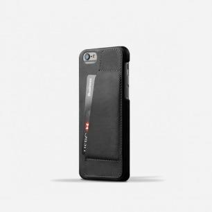 80°皮质卡包手机壳 | 适合iPhone 6 Plus