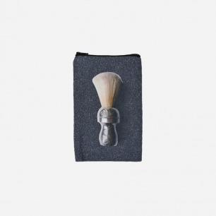 全棉盥洗包-刷子图案 | 法式趣味家居品牌