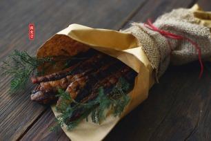 南食召的土猪酱油肉