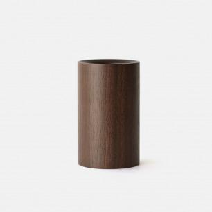 胡桃木刷子座  | 25位日本专业工匠手工制作