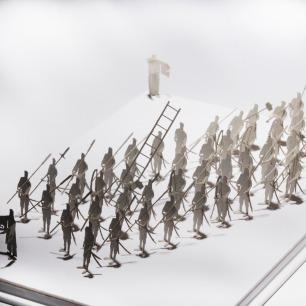 忠臣藏 纸艺模型 29 | 多次获得日本优良设计大奖