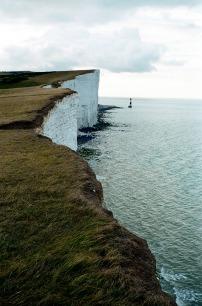 Beachy Head 比奇角 英国白色断崖