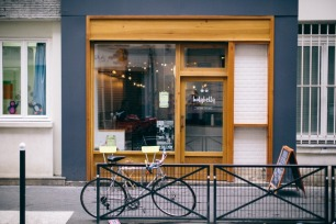 PARIS: HOLYBELLY咖啡店