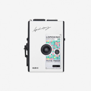 Lomo相机中国总代理lomography LomoKino MUBI限量特别版电影相机