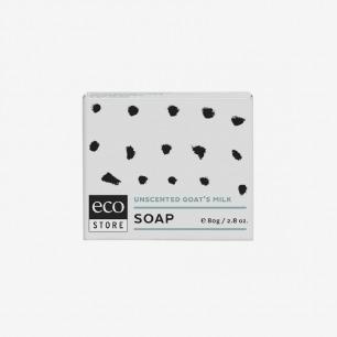 Ecostore Goat Soap 纯天然无香型山羊奶润肤皂80g