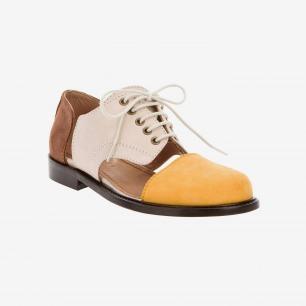 MINIMARKET cut-cut shoe