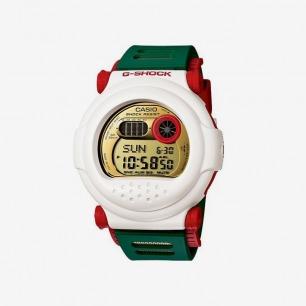 CASIO 卡西欧 G-SHOCK系列电子男士手表 G-001CB-7D-钟表-亚马逊中国