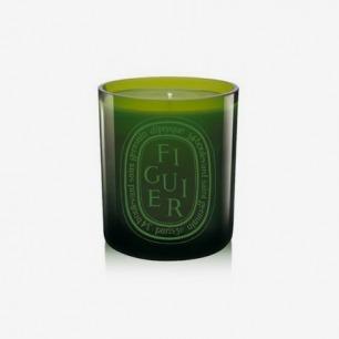 Diptyque 香薰蜡烛 Figuier 无花果 绿色版300g