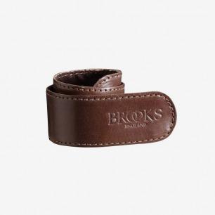 英国布鲁克斯brooks 纯手工牛皮 自行车束裤带