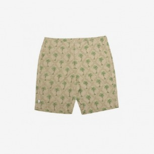 at.Between 2013 Street Formal Palm Pattern short 定制系列