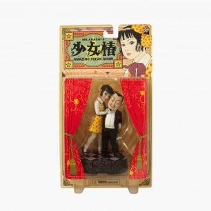 FEWTURE MARUO TOYS NO.1 少女椿 Mr Arashi's amazing Freak Show