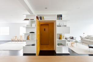 Apartamento Sergipe by Felipe Hess in São Paulo, Brazil