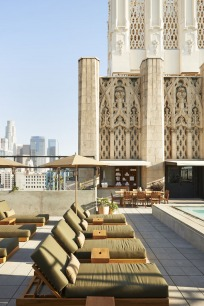 The New Ace Hotel in Downtown Los Angeles
