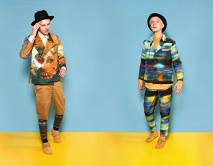 Agi & Sam lookbook